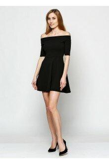 Платье (черный)