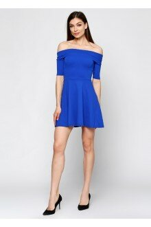 Платье (электрик)