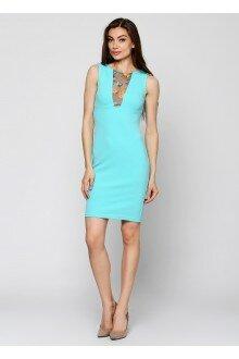 Платье (шершавый мятный)