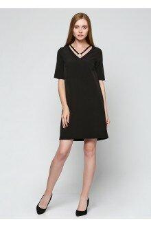 Платье чокер (черный)